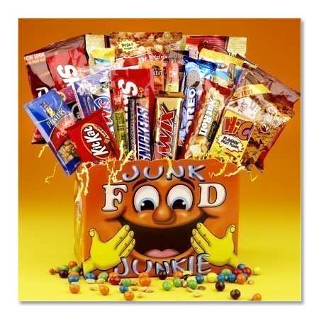 National Junk Food Day? (1/2)