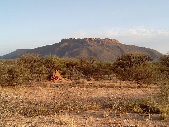 Colorado plateau virtual field trip of landforms - Definition d un plateau ...
