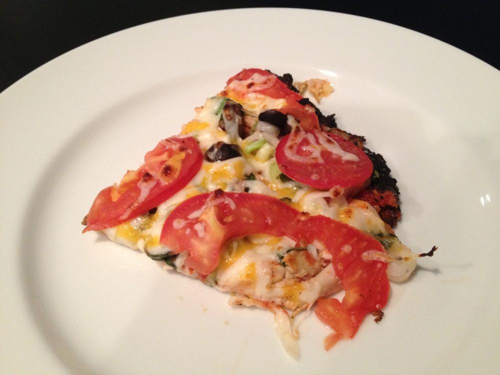 Cauliflower Pizza Crust (2/2)