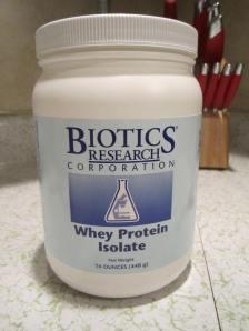 Biotics Whey Protein